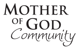 Mother of God Community, logo