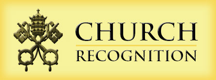 Church Recognition, logo