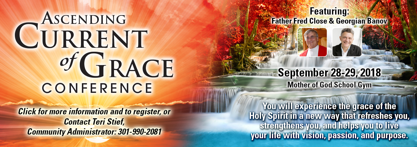 Ascending Current of Grace Conference