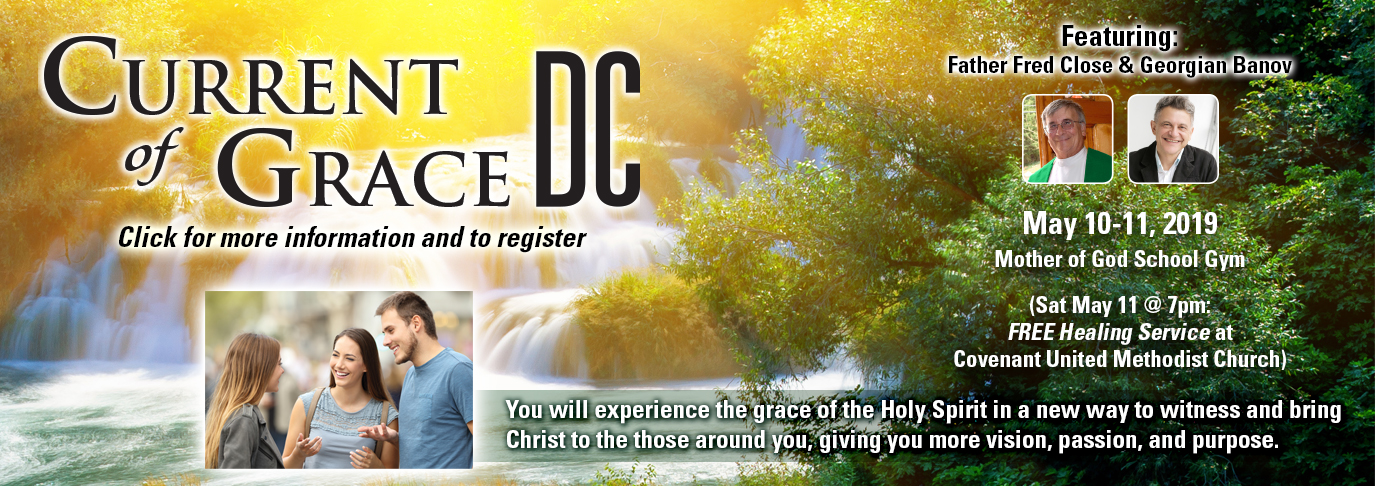 Current Of Grace DC Conference
